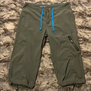 Columbia Capri shorts size 6w